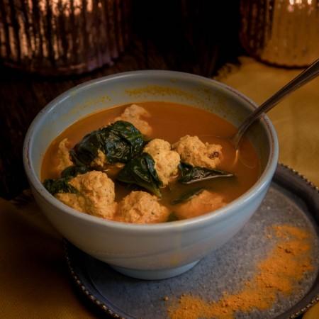 Karma Kurkuma Suppe